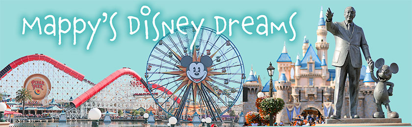 Mappy's Disney Dreams